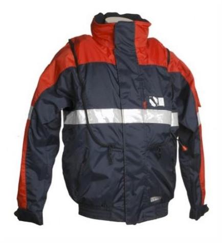 Harbour Pilot FR AST Jacket met Geïntegreerd redvest